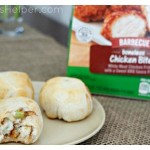 Back Your Snack BBQ Chicken Bombs
