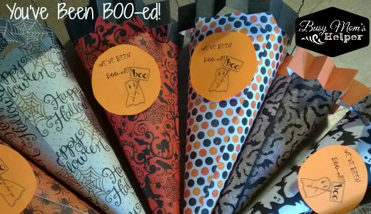 You've Been BOO-ed! by Nikki Christiansen for Busy Mom's Helper