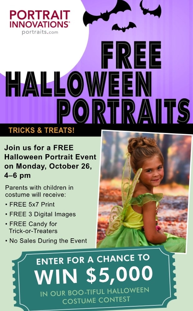 Free Photos for Your Kids' Halloween Costume #ad