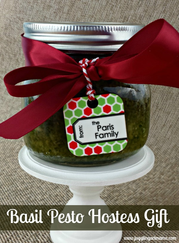 Hostess-Gift-Basil-Pesto-from-Juggling-Act-Mama
