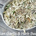 Homemade Italian Garlic & Herb Mix