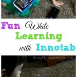 Fun While Learning with Innotab