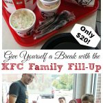 Give Yourself a Break with the KFC Family Fill-Up