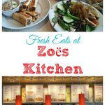 Fresh Eats at Zoës Kitchen
