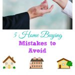 5 Home Buying Mistakes to Avoid