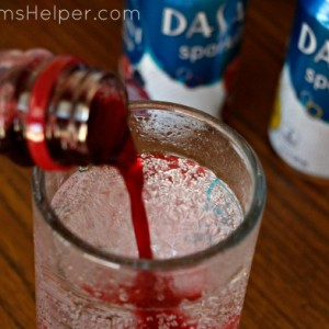 Pomegranate Lemonade & Fruity Sparkle / by BusyMomsHelper.com #SparklingHolidays #ad @DasaniWater