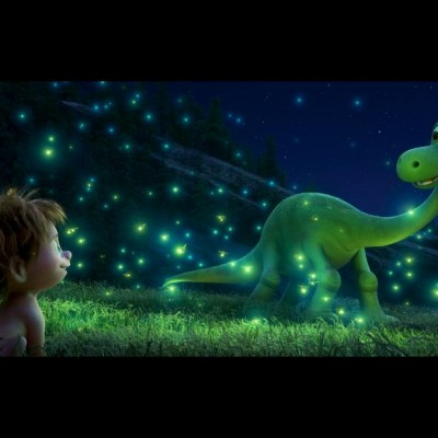 The Good Dinosaur Advent Calendar and other Activities / review by BusyMomsHelper.com / Face Your Fears like in Good Dinosaur