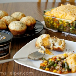 The Best Shepherds Pie & Cheese Bombs / by BusyMomsHelper.com #PricesSouthernStyle #ad @Walmart