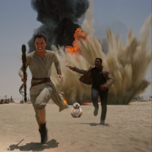 My 5 Favorite Things about Star Wars: The Force Awakens