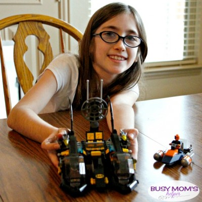 Why are LEGO® Sets Good for Kids? Here are 5 reasons we're a LEGO® Superhero Familyl! by www.BusyMomsHelper.com #LEGOSuperHeroesCG #Sponsored