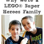 Why are LEGO® sets good for Kids?