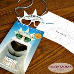 NYC Sunglasses Printable from Norm of the North