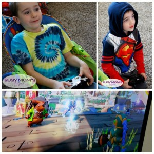 Family Fun with Skylanders SuperChargers
