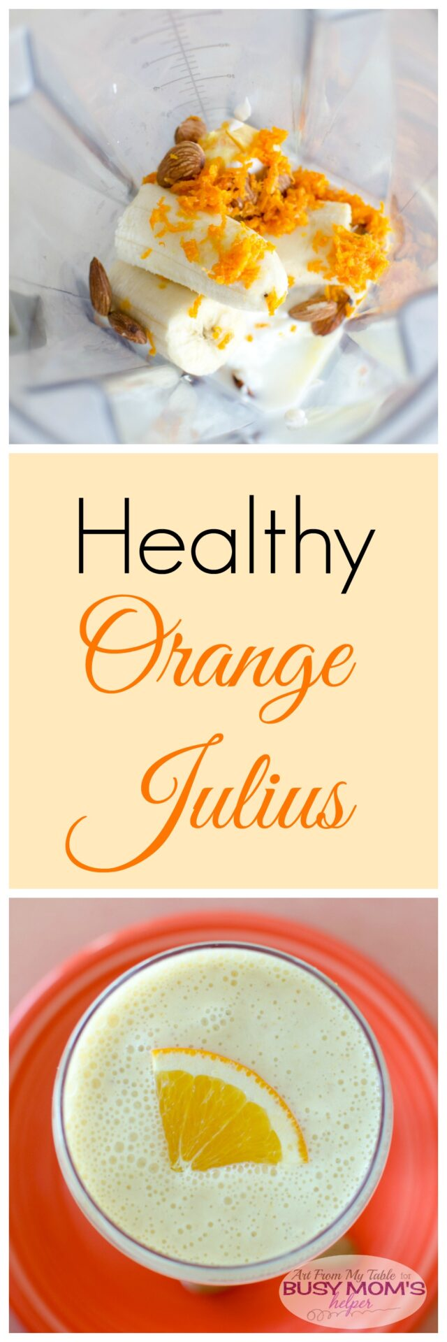 healthy orange julius