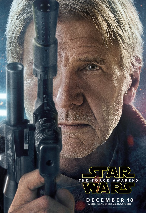 My 5 Favorite Things about Star Wars: The Force Awakens / by BusyMomsHelper / Star Wars Episode VII