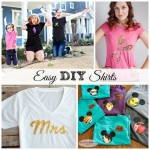 Easy DIY Shirts