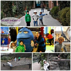 Things to do with Kids in NYC in Winter