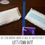 Do Store Brands Really Work as well as Swiffer Pads?