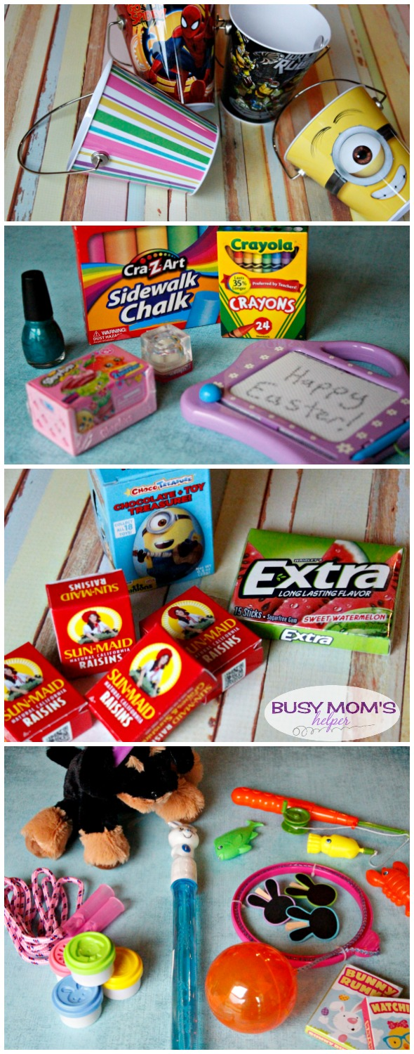 Budget friendly easter basket ideas busy moms helper budget friendly easter basket ideas by busymomshelper sponsored non candy negle Choice Image