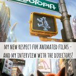 My New Respect for Animated Films: An Interview with the Directors of Zootopia