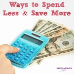 Easy Ways to Cut Your Budget