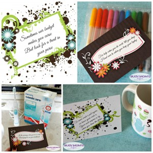 Mother's Day Scavenger Hunt Printables & Gift Ideas