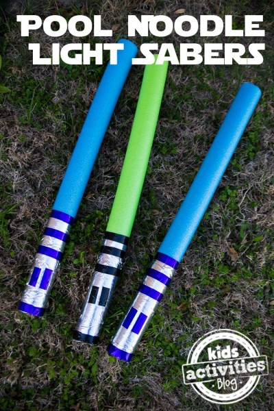 Pool-Noodle-Light-Sabers