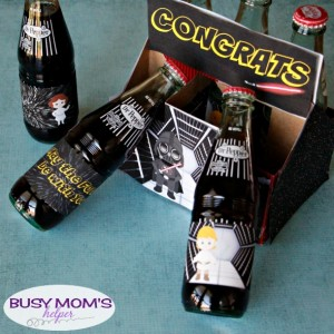 Star Wars Graduation Bottle Set Printables