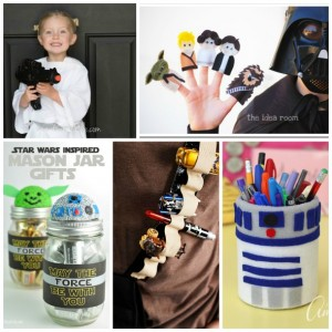 Ultimate List of Star Wars Ideas for May the Fourth