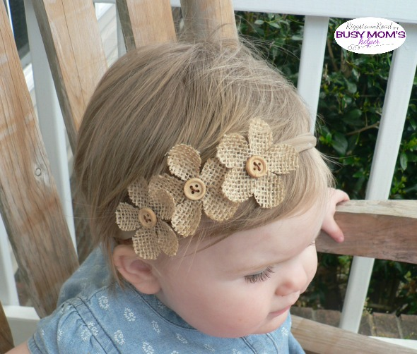 zerp cost headband by Riggstown Road for Busy Mom's Helper