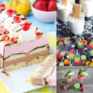 50+ Cool Summer Snacks