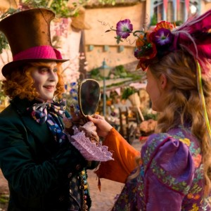 Alice Through the Looking Glass is Funny and Touching