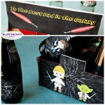 Father's Day Star Wars Bottle Gift Printable Set