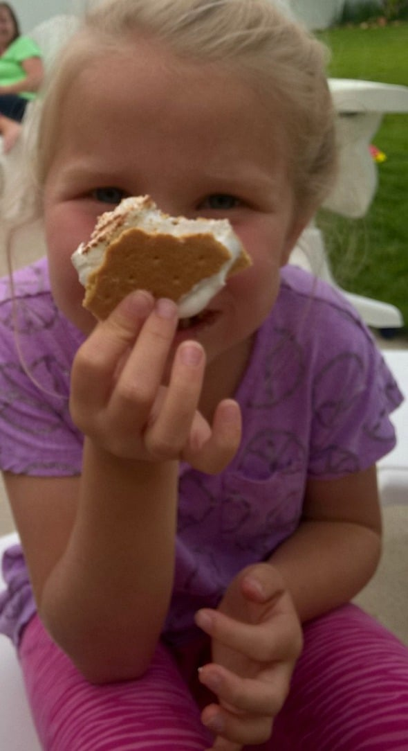 Easy Smore's by Nikki Christiansen for Busy Mom's Helper