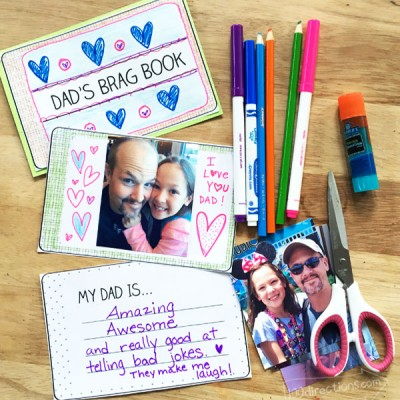 Easy Father's Day Crafts