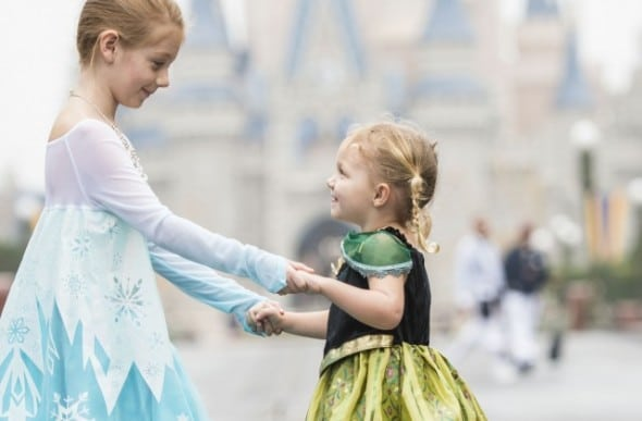 Walt Disney World Summer 2016 / Frozen Ever After