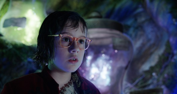 THE BFG Movie is Truly Magical / by BusyMomsHelper.com / movie review