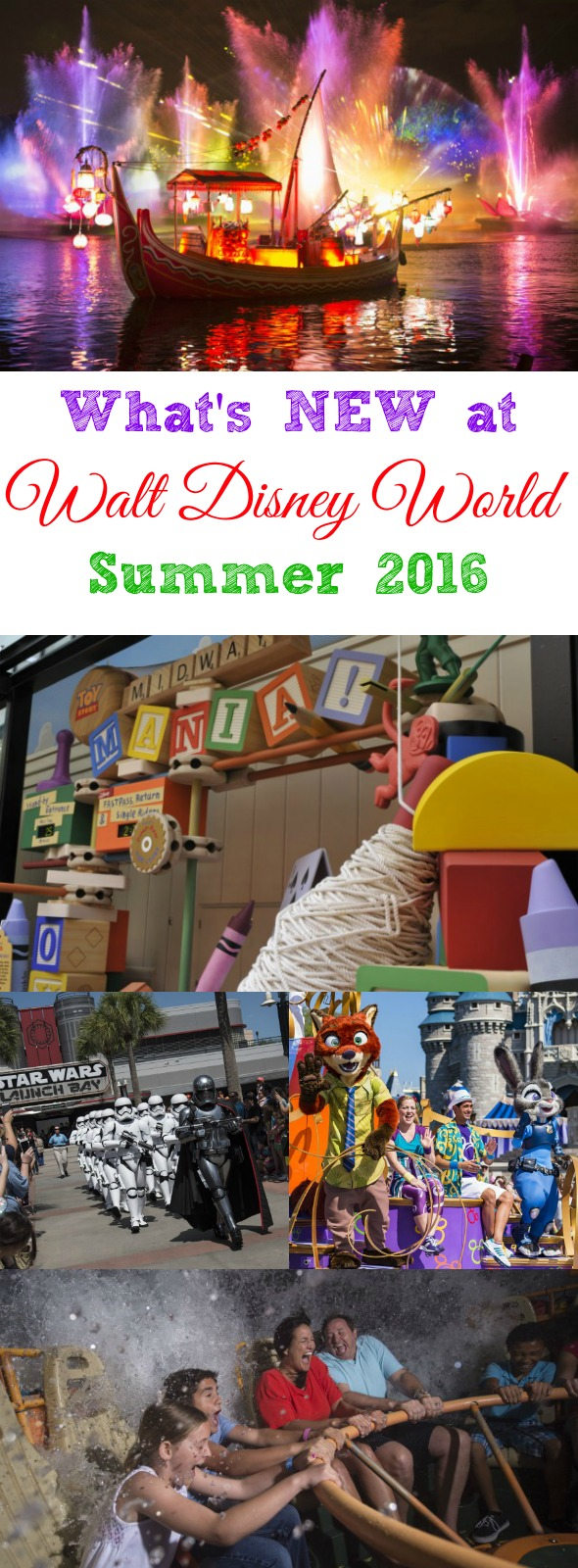 Walt Disney World Summer 2016 / by BusyMomsHelper.com
