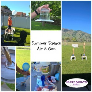 Summer Science Air and Gas