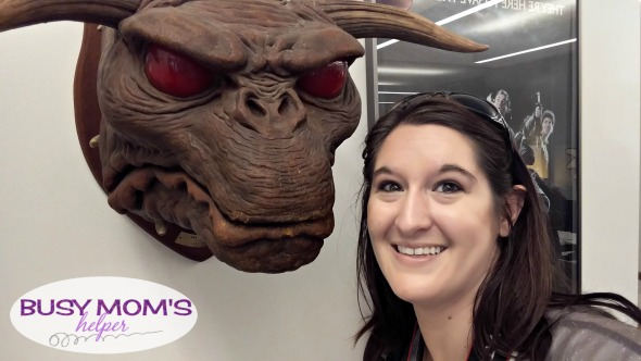 Touring the Sony Lot and Ghost Corps #Ghostbusters #Ghostbloggers #ad