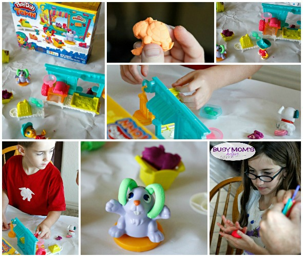 Expand Your World with PLAY-DOH Town / by BusyMomsHelper.com #PlayDohTown #IC #ad