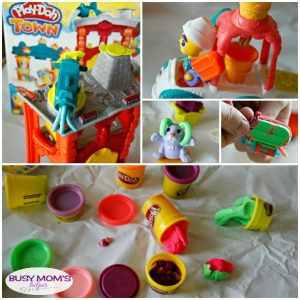 Expand Your World with PLAY-DOH Town