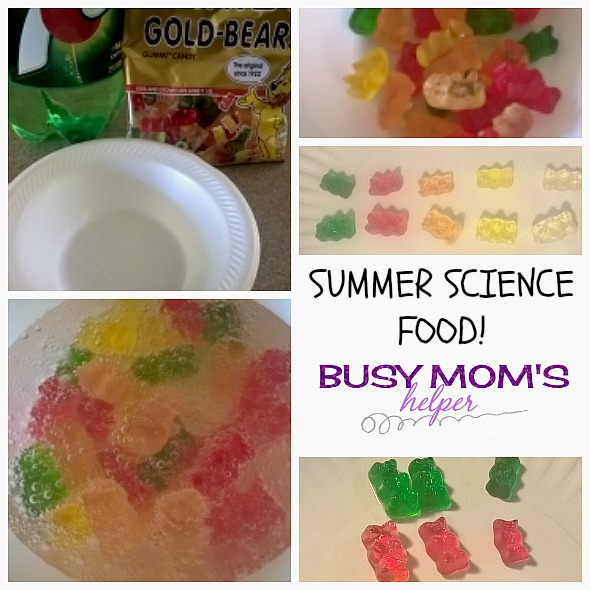 Summer Science Food! by NIkki Christiansen for Busy Mom's Helper