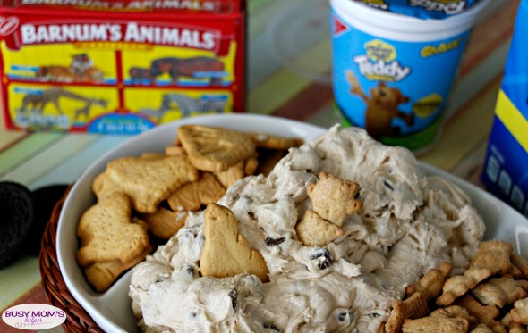 Back to School Snack Dip Recipes / S'mores Dip & Cookie Dough Dip #PackSnacksTheyLove #ad