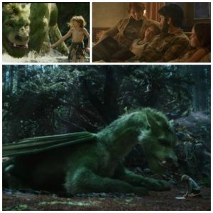 Is Pete's Dragon Scary for Kids?