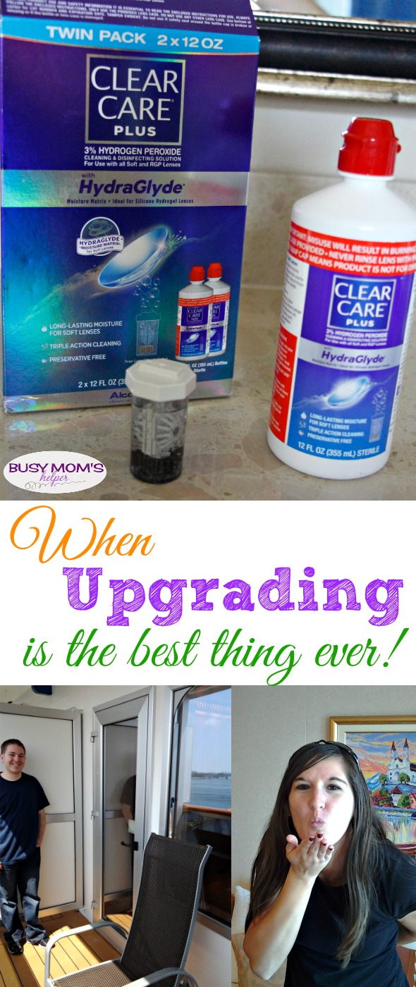 When Upgrading is the Best Thing Ever! #BubbleUpgradeSweepstakes #IC #ad