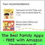 The Best Family Apps – Free on Amazon Underground