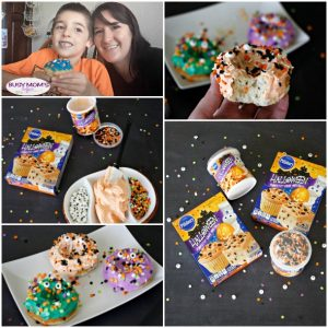Mix Up a Moment with Funfetti® Halloween Treats