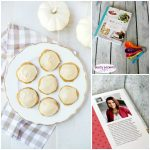 Caramel Frosted Pumpkin Cookies & The I Heart Naptime Cookbook