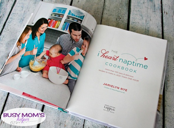 Caramel Frosted Pumpkin Cookies & IHeartNaptime Cookbook #naptimecookbook #sponsored